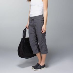 Lululemon Studio Crop *No Liner